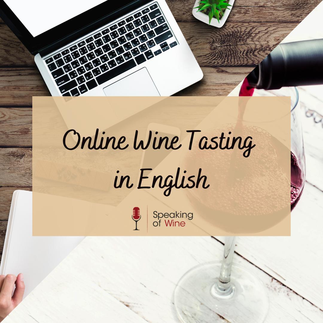 Cata de vino online