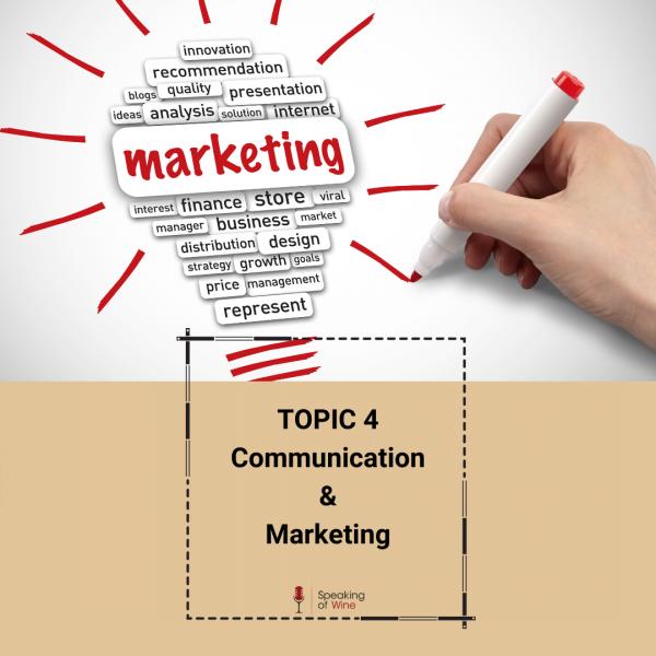 topic 4: comunicación y marketing en inglés